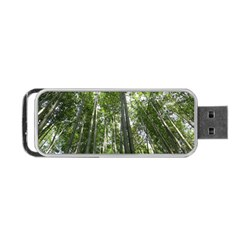 Bamboo Grove 1 Portable Usb Flash (two Sides) by trendistuff