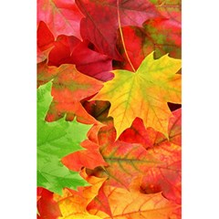 Autumn Leaves 1 5 5  X 8 5  Notebooks by trendistuff