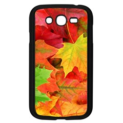Autumn Leaves 1 Samsung Galaxy Grand Duos I9082 Case (black) by trendistuff