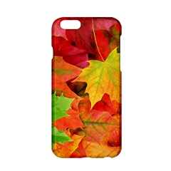 Autumn Leaves 1 Apple Iphone 6/6s Hardshell Case by trendistuff