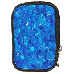 TURQUOISE GLASS Compact Camera Cases by trendistuff