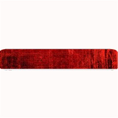 Shades Of Red Small Bar Mats by trendistuff