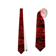 Shades Of Red Neckties (one Side)