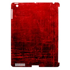 Shades Of Red Apple Ipad 3/4 Hardshell Case (compatible With Smart Cover) by trendistuff
