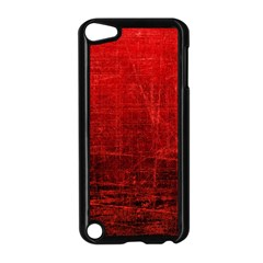 Shades Of Red Apple Ipod Touch 5 Case (black) by trendistuff