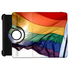 Pride Flag Kindle Fire Hd Flip 360 Case by trendistuff