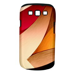 Pretty Abstract Art Samsung Galaxy S Iii Classic Hardshell Case (pc+silicone)