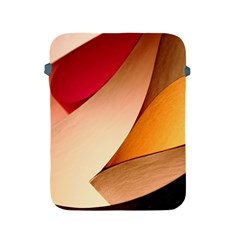 PRETTY ABSTRACT ART Apple iPad 2/3/4 Protective Soft Cases by trendistuff