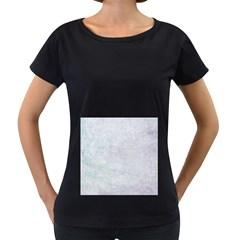 PAPER COLORS Women s Loose-Fit T-Shirt (Black) by trendistuff