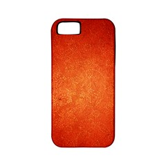 Orange Dot Art Apple Iphone 5 Classic Hardshell Case (pc+silicone) by trendistuff