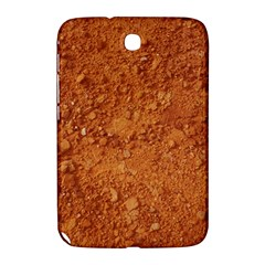 Orange Clay Dirt Samsung Galaxy Note 8 0 N5100 Hardshell Case  by trendistuff