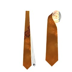 Mosquito In Amber Neckties (two Side)