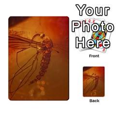 Mosquito In Amber Multi Purpose Cards (rectangle)