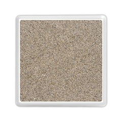 LIGHT BEIGE SAND TEXTURE Memory Card Reader (Square)  by trendistuff