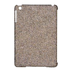 Light Beige Sand Texture Apple Ipad Mini Hardshell Case (compatible With Smart Cover) by trendistuff