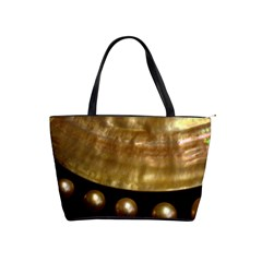 Golden Pearls Shoulder Handbags by trendistuff