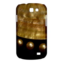GOLDEN PEARLS Samsung Galaxy Express I8730 Hardshell Case  by trendistuff