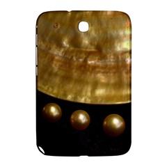 Golden Pearls Samsung Galaxy Note 8 0 N5100 Hardshell Case  by trendistuff