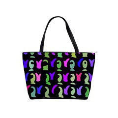 Misc Shapes Classic Shoulder Handbag by LalyLauraFLM