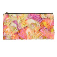 Soft Floral,roses Pencil Cases by MoreColorsinLife
