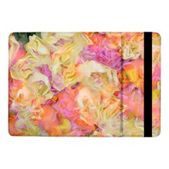 Soft Floral,roses Samsung Galaxy Tab Pro 10.1  Flip Case by MoreColorsinLife