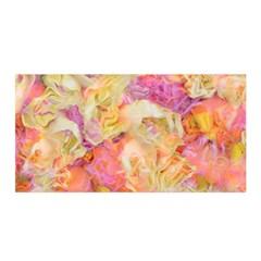 Soft Floral,roses Satin Wrap by MoreColorsinLife