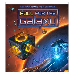 Roll For The Galaxy By Thomas Covert   Drawstring Pouch (xxl)   Hkvb6wbkjb3b   Www Artscow Com Front