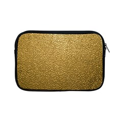 Gold Plastic Apple Ipad Mini Zipper Cases by trendistuff