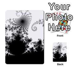Fractal Multi Purpose Cards (rectangle)