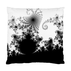 Fractal Standard Cushion Cases (two Sides)  by trendistuff