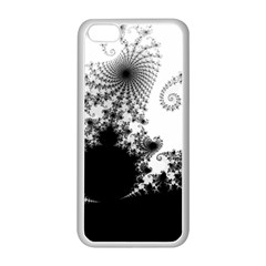 Fractal Apple Iphone 5c Seamless Case (white) by trendistuff