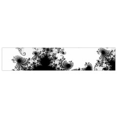 FRACTAL Flano Scarf (Small)  by trendistuff