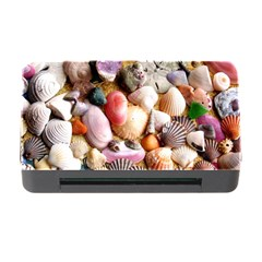 COLORFUL SEA SHELLS Memory Card Reader with CF by trendistuff
