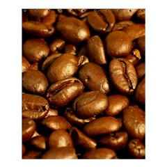 Chocolate Coffee Beans Shower Curtain 60  X 72  (medium)  by trendistuff