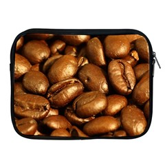 Chocolate Coffee Beans Apple Ipad 2/3/4 Zipper Cases by trendistuff