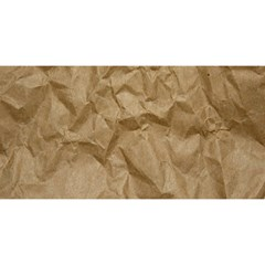 Brown Paper You Are Invited 3d Greeting Card (8x4)