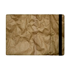 BROWN PAPER iPad Mini 2 Flip Cases by trendistuff