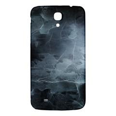 Black Splatter Samsung Galaxy Mega I9200 Hardshell Back Case by trendistuff