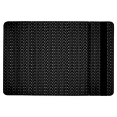 Black Honeycomb Ipad Air Flip by trendistuff