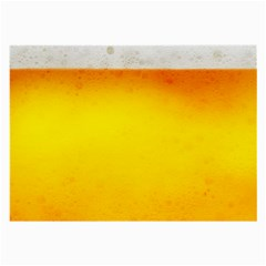 BEER Large Glasses Cloth (2-Side) by trendistuff