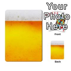 Beer Multi Purpose Cards (rectangle)  by trendistuff