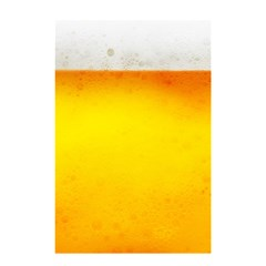 Beer Shower Curtain 48  X 72  (small)  by trendistuff