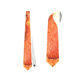 Bacon Neckties (two Side)  by trendistuff