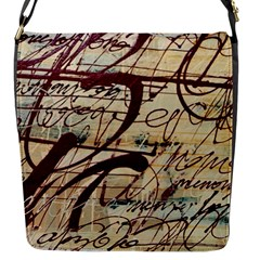 Abstract 2 Flap Messenger Bag (s) by trendistuff