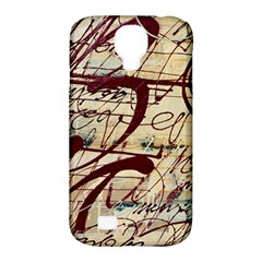 Abstract 2 Samsung Galaxy S4 Classic Hardshell Case (pc+silicone) by trendistuff