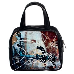 Abstract 1 Classic Handbags (2 Sides) by trendistuff