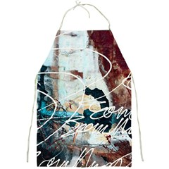 Abstract 1 Full Print Aprons by trendistuff