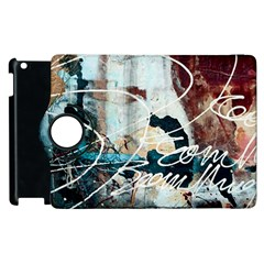 Abstract 1 Apple Ipad 3/4 Flip 360 Case by trendistuff