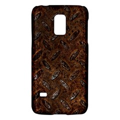 Rusty Metal Pattern Galaxy S5 Mini by trendistuff