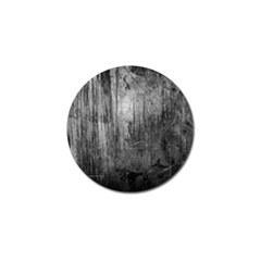 Grunge Metal Night Golf Ball Marker by trendistuff